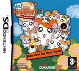 Hi! Hamtaro - Ham-Ham Challenge DS cover (A8CP)