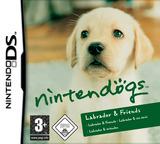 Nintendogs - Labrador & Friends DS cover (AD3P)