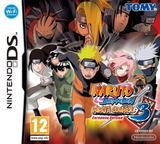 Naruto Shippuden - Ninja Council 3 - European Version DS cover (AENP)