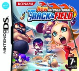 New International Track & Field DS cover (AFEP)