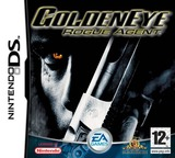 GoldenEye - Rogue Agent DS cover (AGEP)