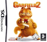 Garfield 2 DS cover (AGVP)