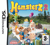 Hamsterz 2 DS cover (AH3X)