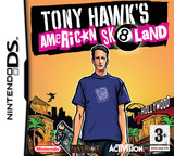Tony Hawk's American Sk8land DS cover (AH9P)