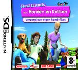 Best Friends - Mijn Honden en Katten DS cover (AHJY)