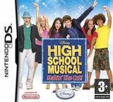 High School Musical - Makin' the Cut! DS cover (AI2P)