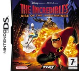 The Incredibles - Rise of the Underminer DS cover (AICP)