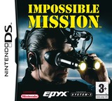 Impossible Mission DS cover (AITP)
