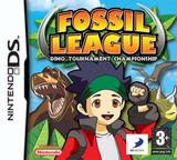Fossil League - Dino Tournament Championship DS cover (AKGP)