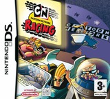 Cartoon Network Racing DS cover (AKUP)