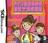 Princess Natasha - Student, Secret Agent, Princess DS cover (AN8P)
