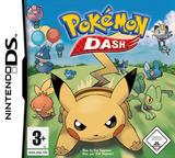 Pokémon Dash DS cover (APDP)