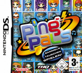 Ping Pals DS cover (APPD)