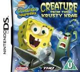 SpongeBob SquarePants - Creature from the Krusty Krab DS cover (AQ4P)
