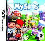 MySims DS cover (AQIP)
