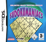 Sudokumaniacs DS cover (AQMP)