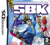 SBK - Snowboard Kids DS cover (ASBP)
