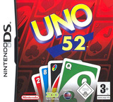 Uno 52 DS cover (AU5P)