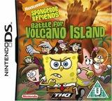 SpongeBob and Friends - Battle for Volcano Island DS cover (AVKP)