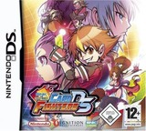 SNK vs. Capcom - Card Fighters DS DS cover (AVSP)