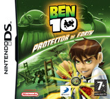Ben 10 - Protector of Earth DS cover (AWOX)