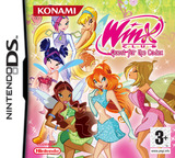 Winx Club - Quest for the Codex DS cover (AWXP)