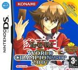 Yu-Gi-Oh! - World Championship 2007 DS cover (AY7P)