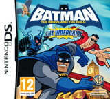 Batman - The Brave and the Bold - The Videogame DS cover (B3BP)