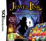 Jewel Link Mysteries - Mountains of Madness DS cover (B5YP)