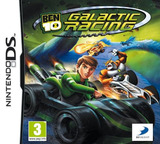 Ben 10 - Galactic Racing DS cover (B76P)