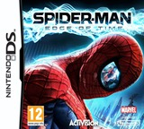 Spider-Man - Edge of Time DS cover (B8IP)