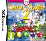 Jewel Match 2 DS cover (B8UP)
