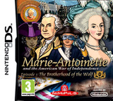 Marie-Antoinette and the American War of Independence - Episode 1 - The Brotherhood of the Wolf DS cover (BA5P)