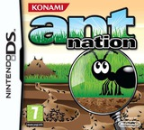 Ant Nation DS cover (BANP)