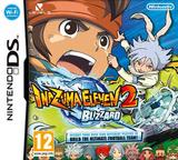Inazuma Eleven 2 - Blizzard DS cover (BEBP)