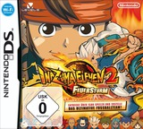 Inazuma Eleven 2 - Feuersturm DS cover (BEED)