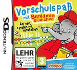 Vorschulspass mit Benjamin Blümchen DS cover (BEJD)