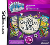 Flips 8 Book Pack - Too Ghoul for School DS cover (BF9P)