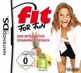 Fit for Fun - Der Interaktive Ernaehrungscoach DS cover (BFOD)