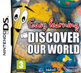 Easy Learning - Discover Our World DS cover (BGGP)