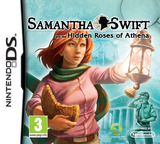Samantha Swift and the Hidden Roses of Athena DS cover (BHRY)