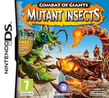 Combat of Giants - Mutant Insects DS cover (BIGP)