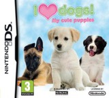 I Love Dogs! My cute puppies DS cover (BIIX)