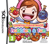 Cooking Mama World - Hobbies & Fun DS cover (BJ8P)
