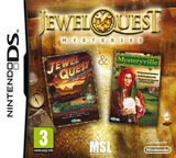 Jewel Quest - Mysteries DS cover (BJYX)
