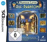 Professor Layton und der Ruf des Phantoms DS cover (BLFD)