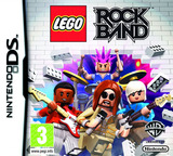 LEGO Rock Band DS cover (BLRP)
