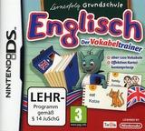 Lernerfolg Grundschule - Englisch - Der Vokabeltrainer DS cover (BLZP)