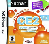 Nathan Entrainement CE2 DS cover (BN4F)