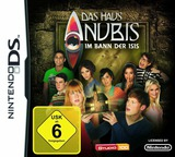 Das Haus Anubis - Im Bann der Isis DS cover (BNED)